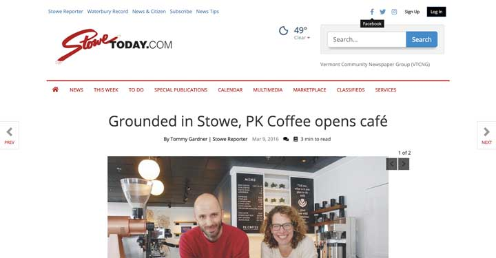 StoweToday.com